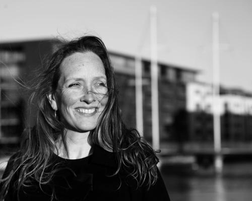 Grafisk designer Christina Bruun Olsson